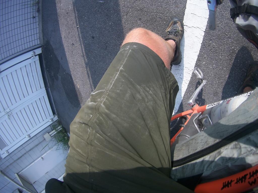 Salty shorts