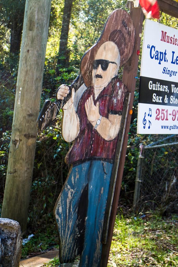 Mike Briggs has been moonlighting in Alabama.